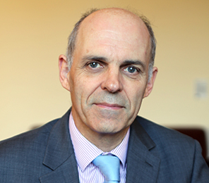 Professor Barry McMullin, Executive Dean, Faculty of Engineering & COmputing, DCU