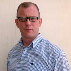 Justin Keane, Technical Services Team, KEO PMI International, Doha