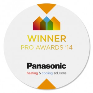 Panasonic Pro Awards Logo
