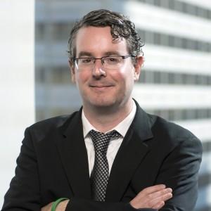 Ruairi Barnwell, Principal, DLR Group, Chicago
